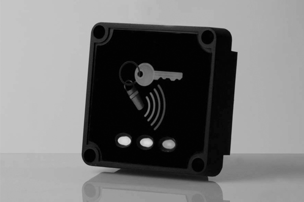 Stainless Steel Digital Keypad