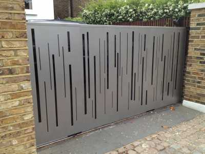 specialised automatic gate