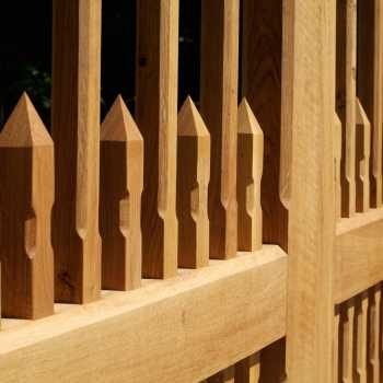 Wooden & Timber Gates