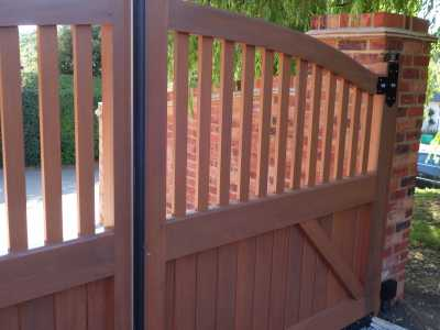 all gates comply with safety regulations